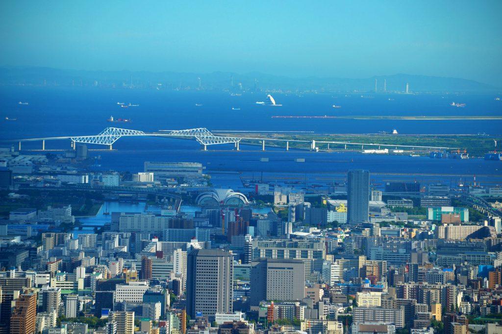 Tokyo et sa baie