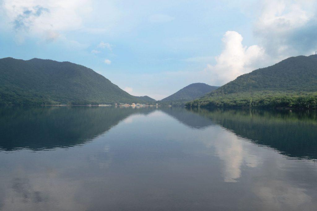 Le lac Onuma