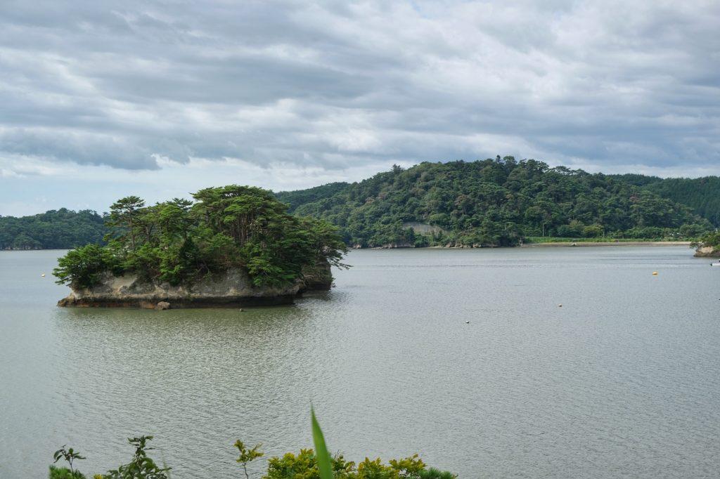 Île de la baie de Matsushima