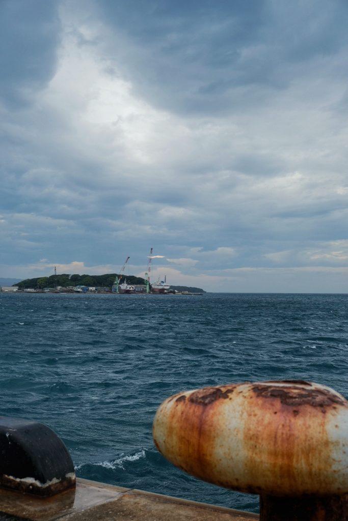 Infrastructure côtière de la péninsule de Chiba