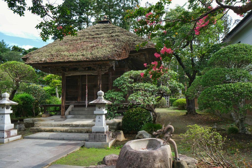 Un temple de Matsushima