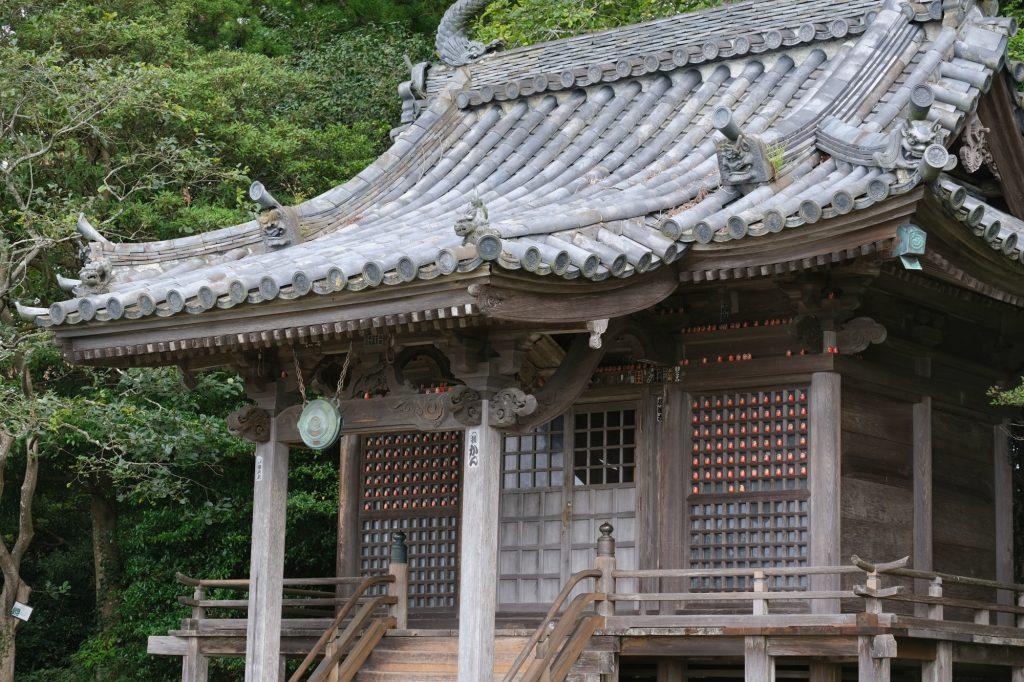Le temple de Fukuurajima