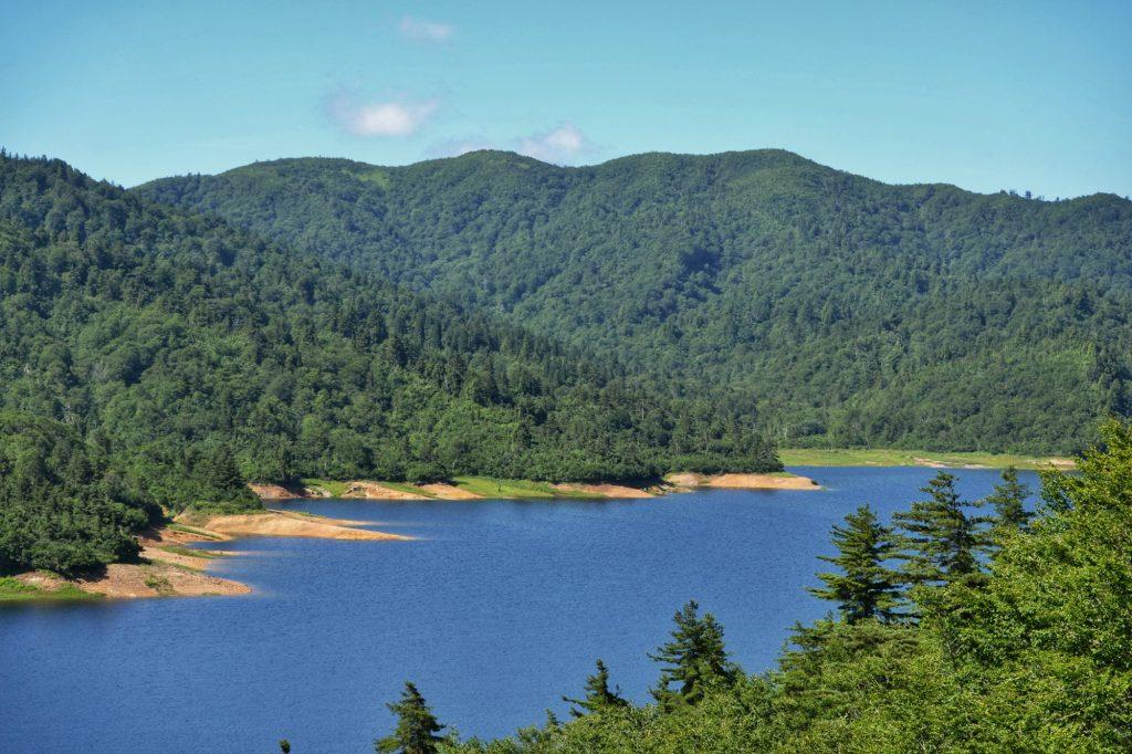 Le lac Sukenobu
