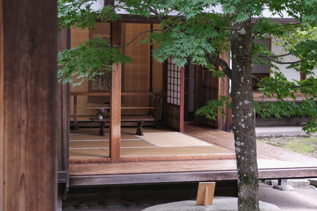 Le Takayama Jinya, quartier général administratif de la région au XVIIe et XVIIIe siècle