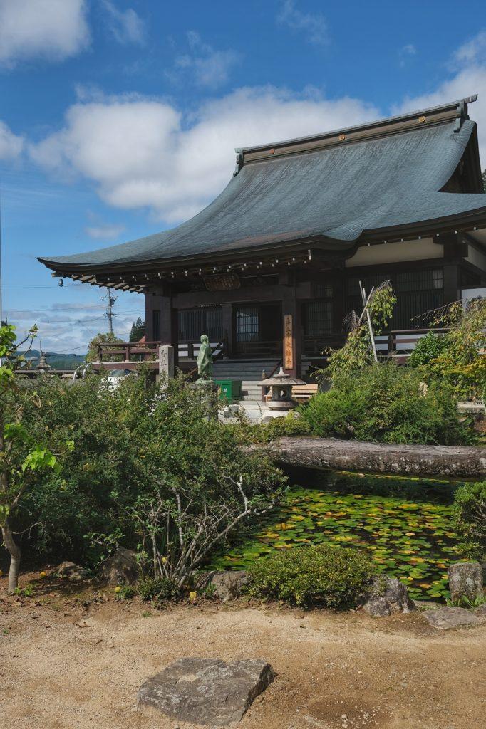 Un temple de Takayama
