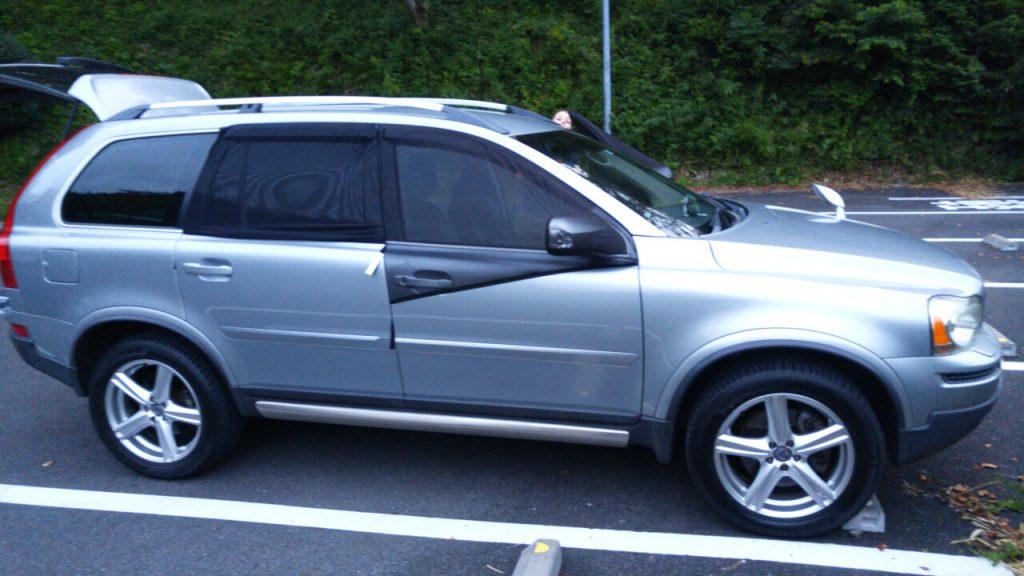 Notre voiture (Volvo XC90)