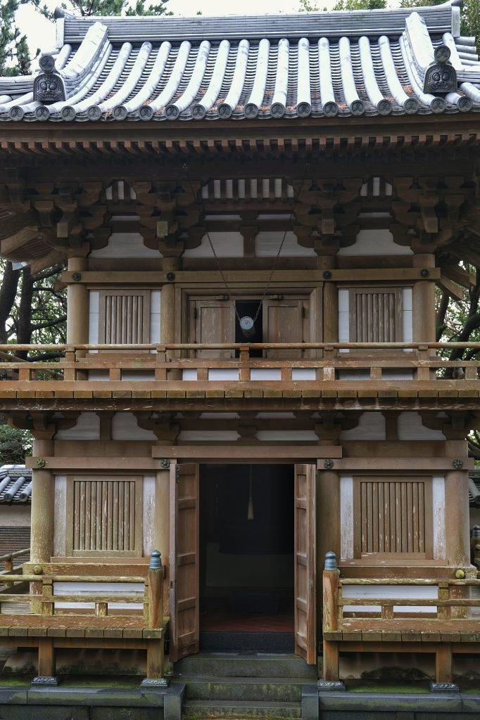 Bâtiment de la cloche du Kongofukuji