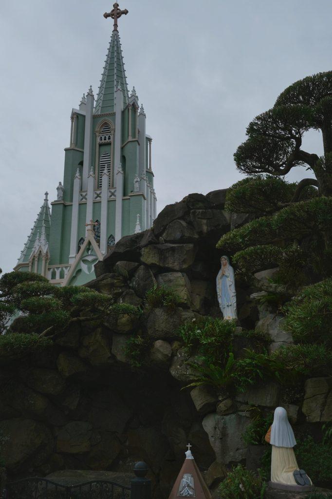 Église mémorial Saint François Xavier à Hirado
