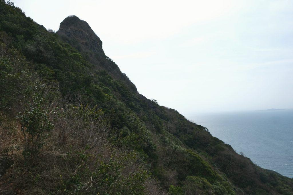 Le mont Shijiki sur l'île de Hirado
