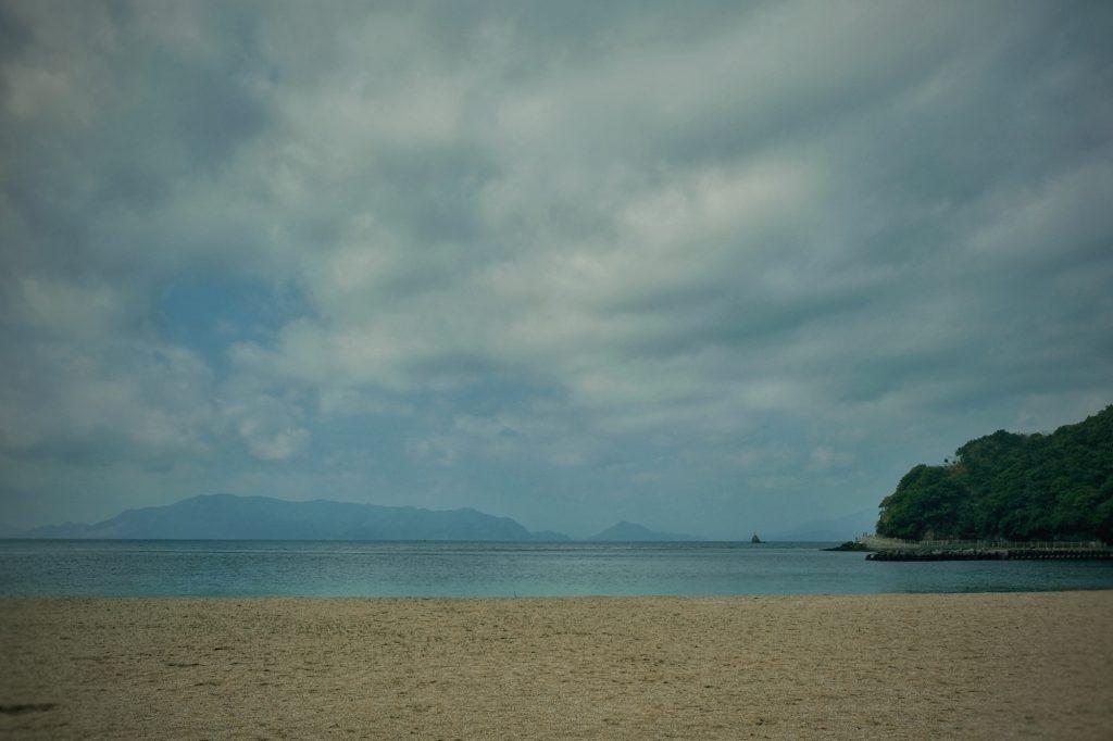 La plage d'Ashikita