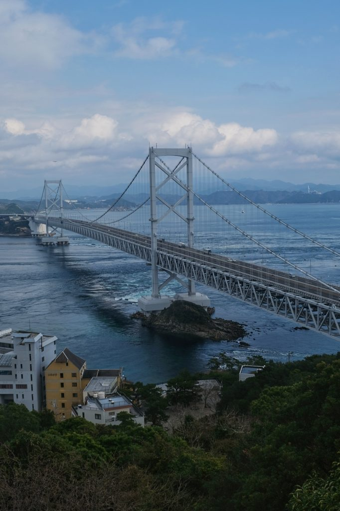Le pont de Naruto