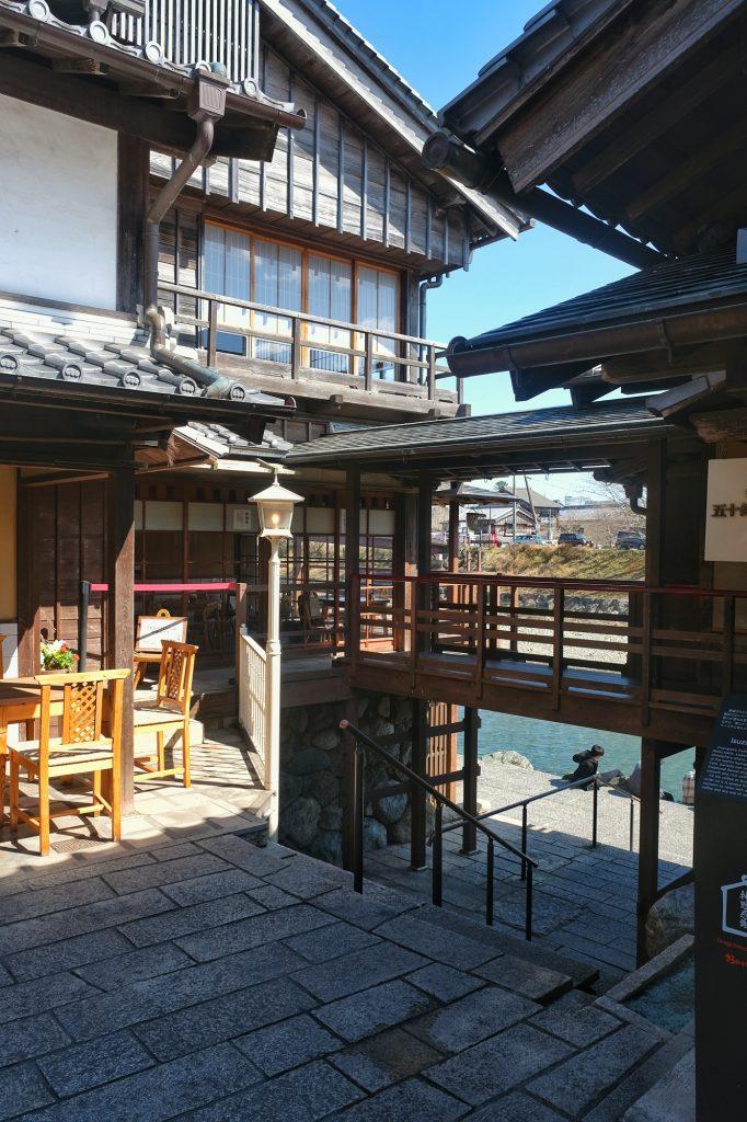 Restaurant dans Okaka Yokoche à Ise